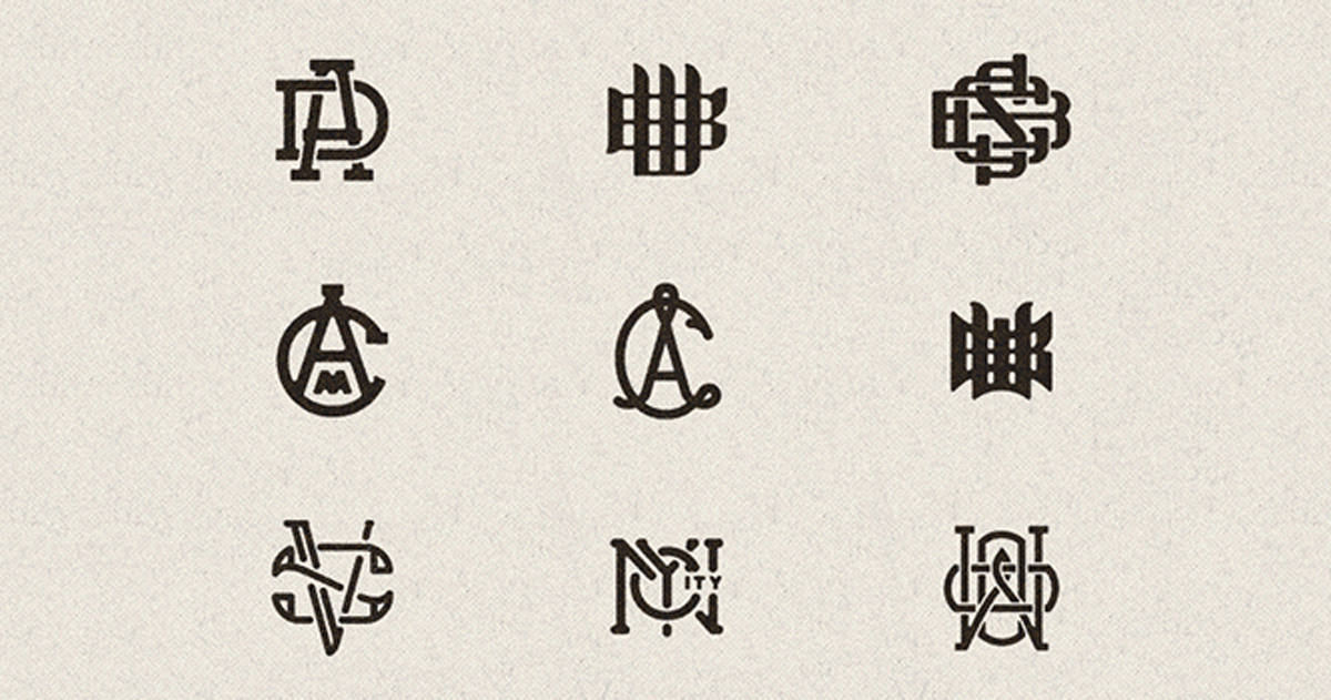 idesign monogram 028a