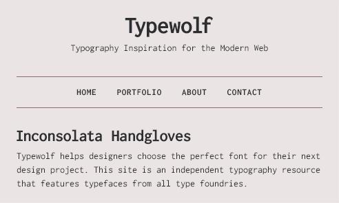 inconsolata-font-sample