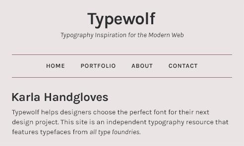 karla-font-sample