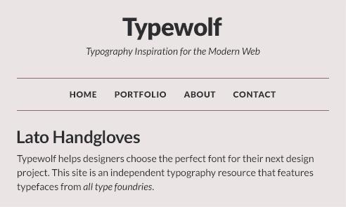 lato-font-sample