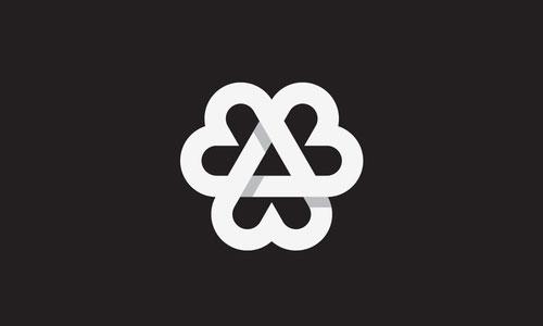 Overlap-Technique-Logo-designs