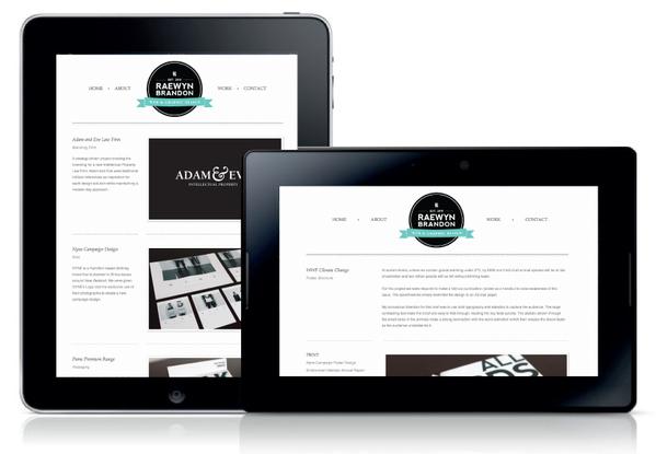 Raewyn-Brandon-Responsive-Portfolio-Website-iPad