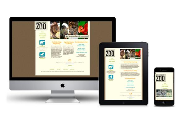 responsive-design-zoo