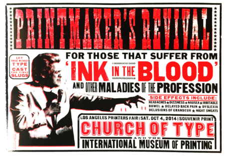 church of type revival poster