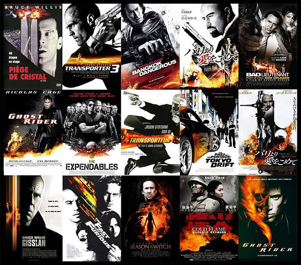 christophe courtois movie poster cliches action