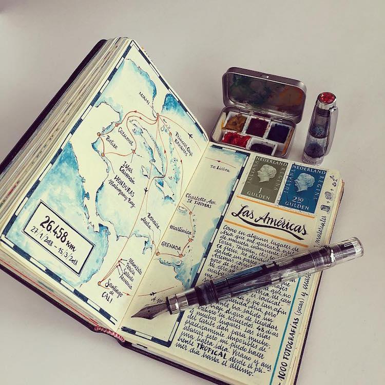 idesign travelnotebooknaranja 07