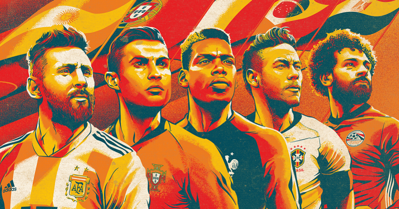 id fifa world cup 2018