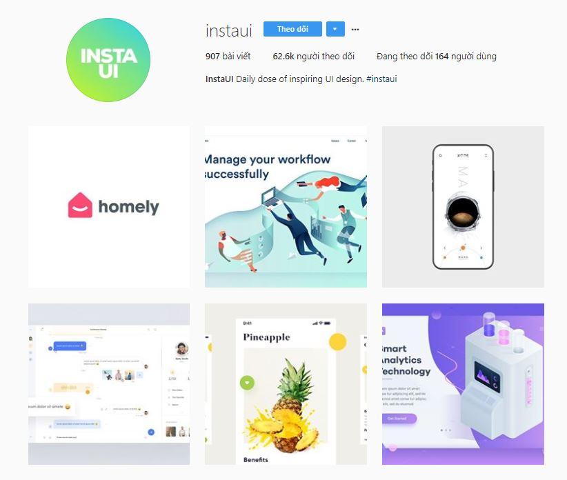 id instagram cho uxui 12 2