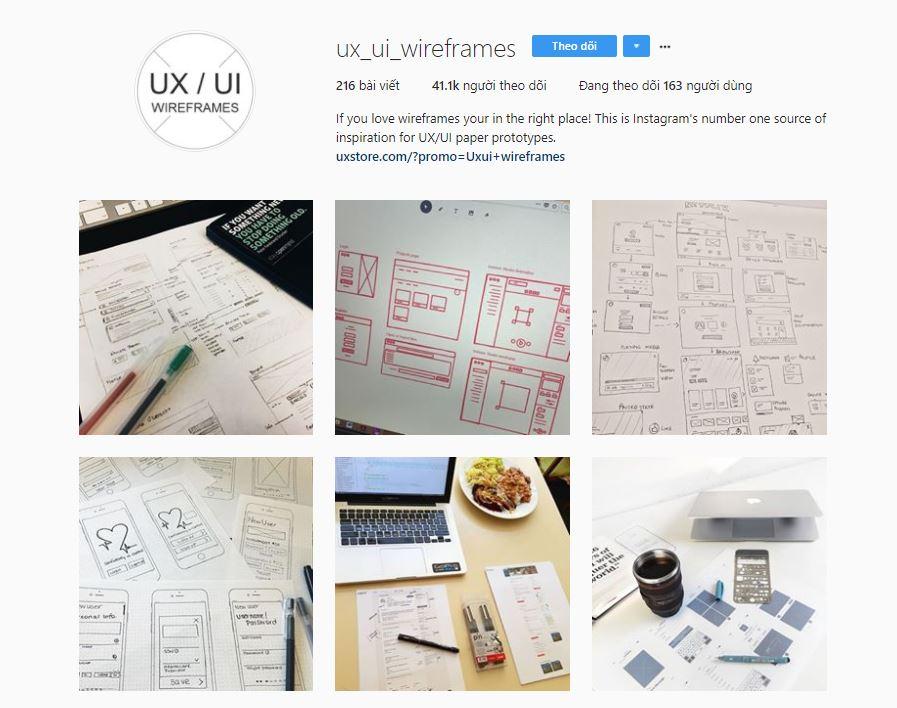 id instagram cho uxui 1