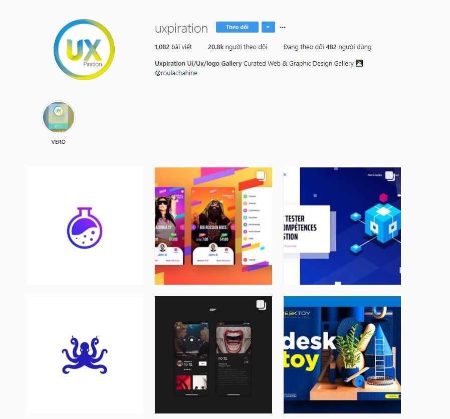 id instagram cho uxui 4