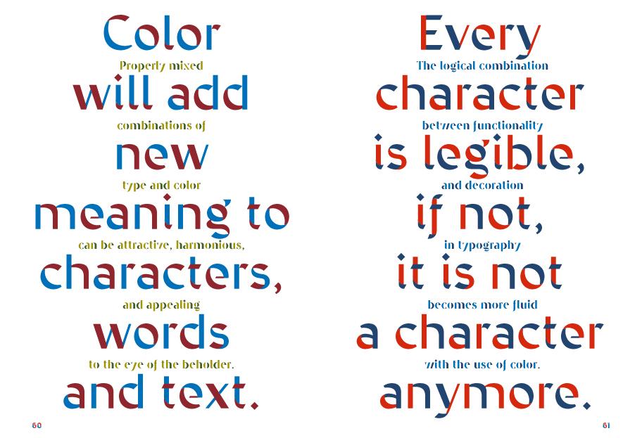 colour statements