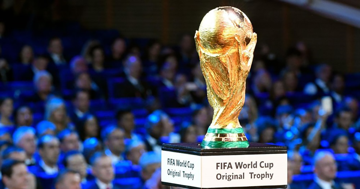 id toan canh ve chiec cup vang danh gia cua fifa world cup