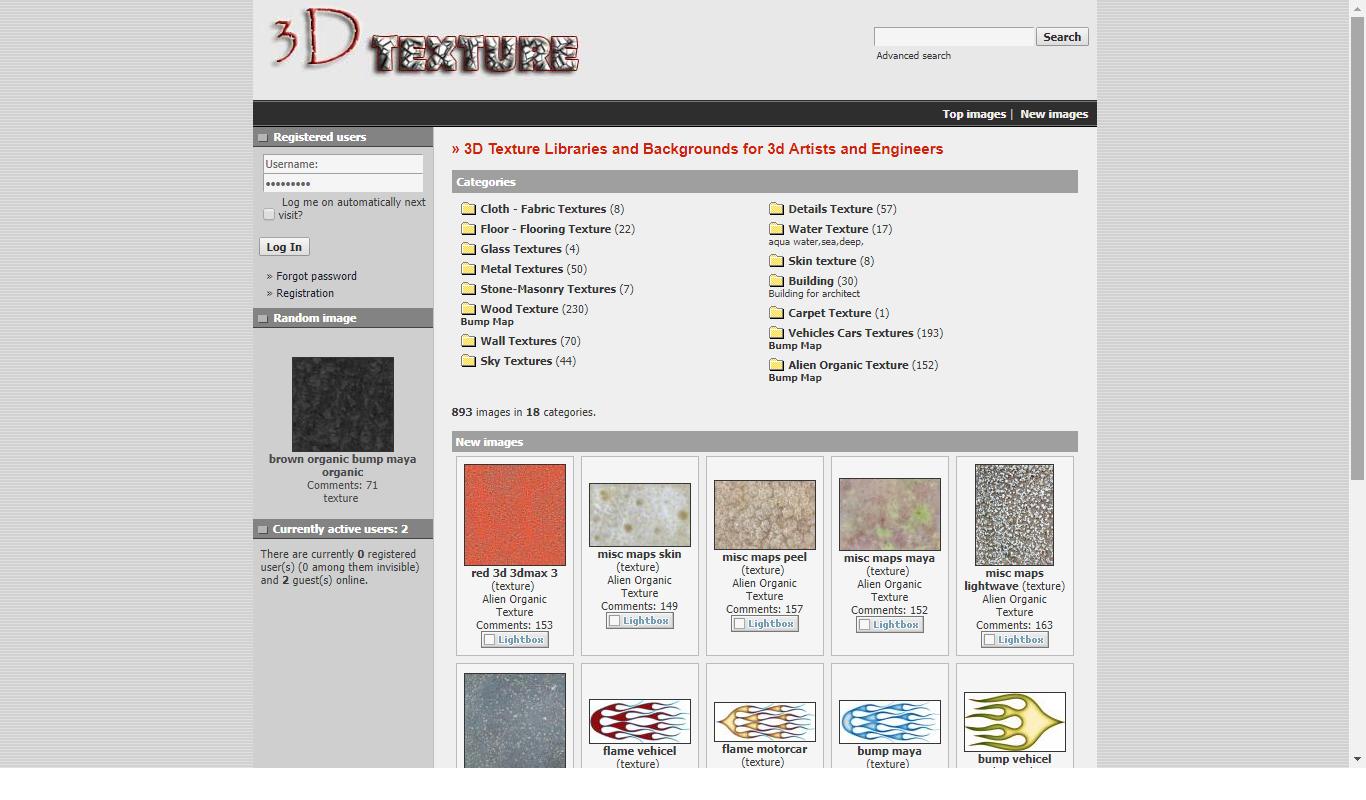 3d textures resources 07