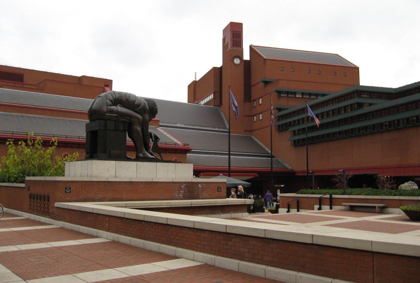 British Library - Thư viện quốc gia lâu đời và đồ sộ