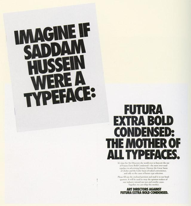 Hiểu phông chữ của bạn: Futura