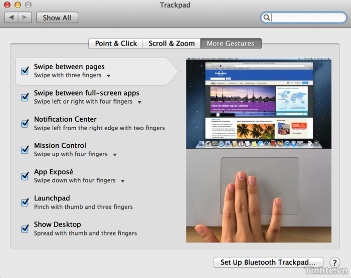 Touchpad_OSX