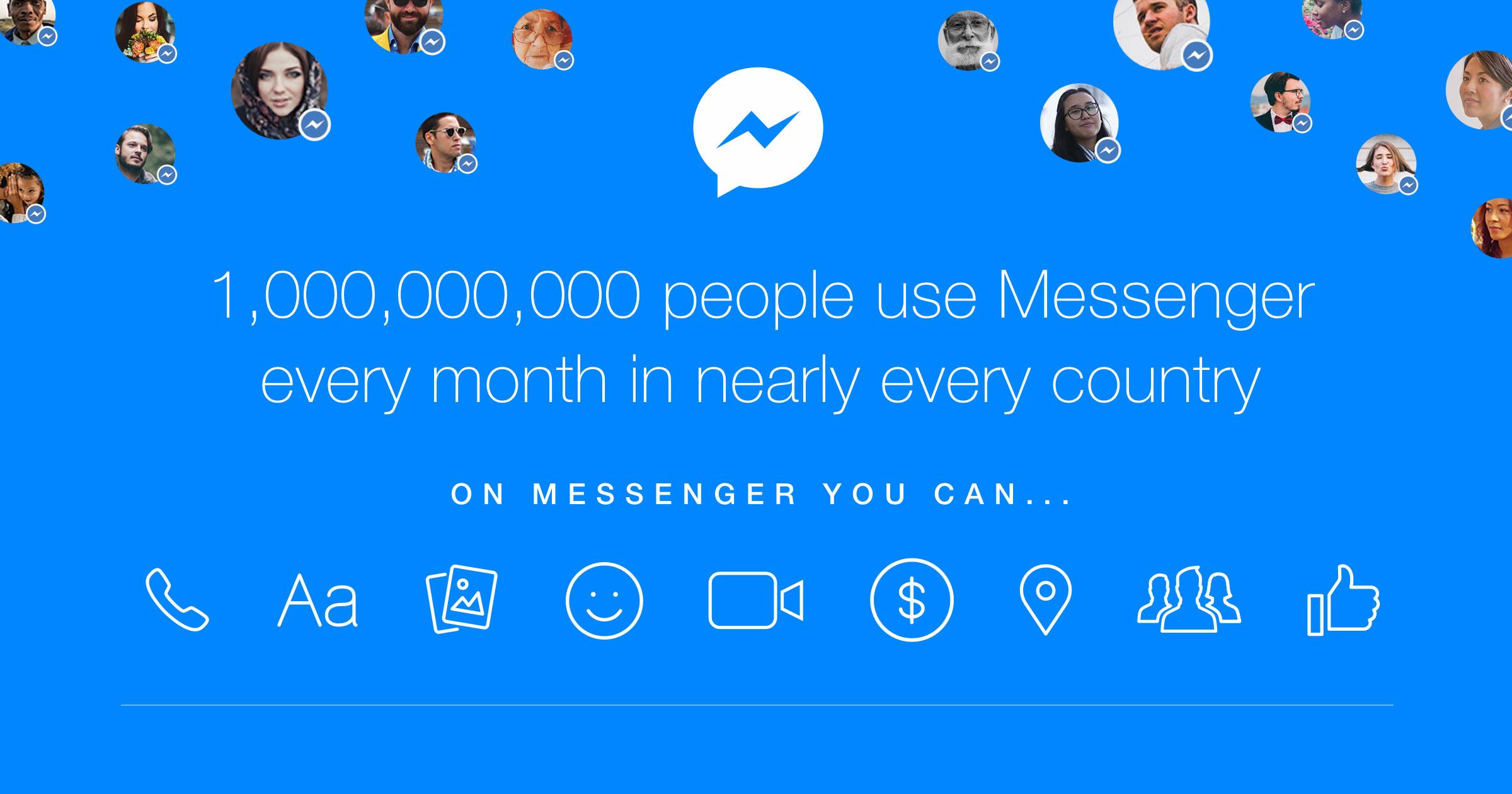 Facebook Messenger thay đổi cuộc sống bạn như thế nào?