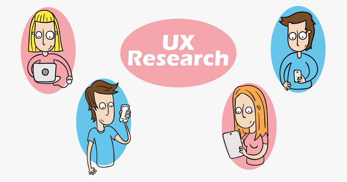 Tìm hiểu phương thức UX Research qua ảnh GIF