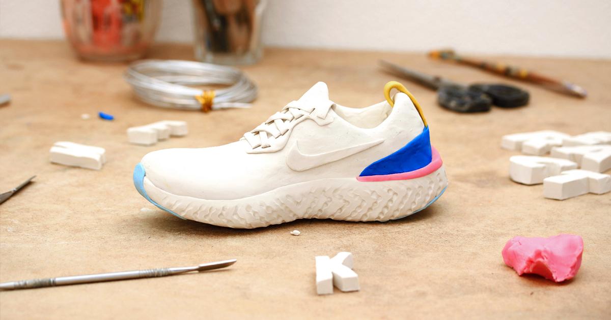 Nhún nhảy vượt trội cùng giày Nike Epic React