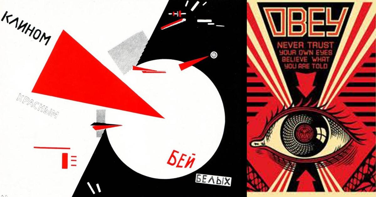 Sơ lược về phong trào thiết kế: Chủ nghĩa kiến tạo (Constructivism)