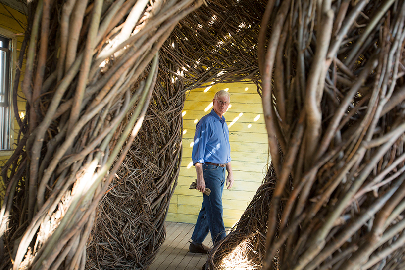daydreams patrick dougherty tippet rise art center montana designboom 05