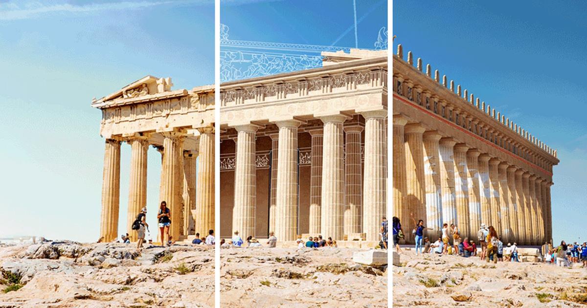 Dự án 'tái xây dựng' các kỳ quan thế giới cổ đại