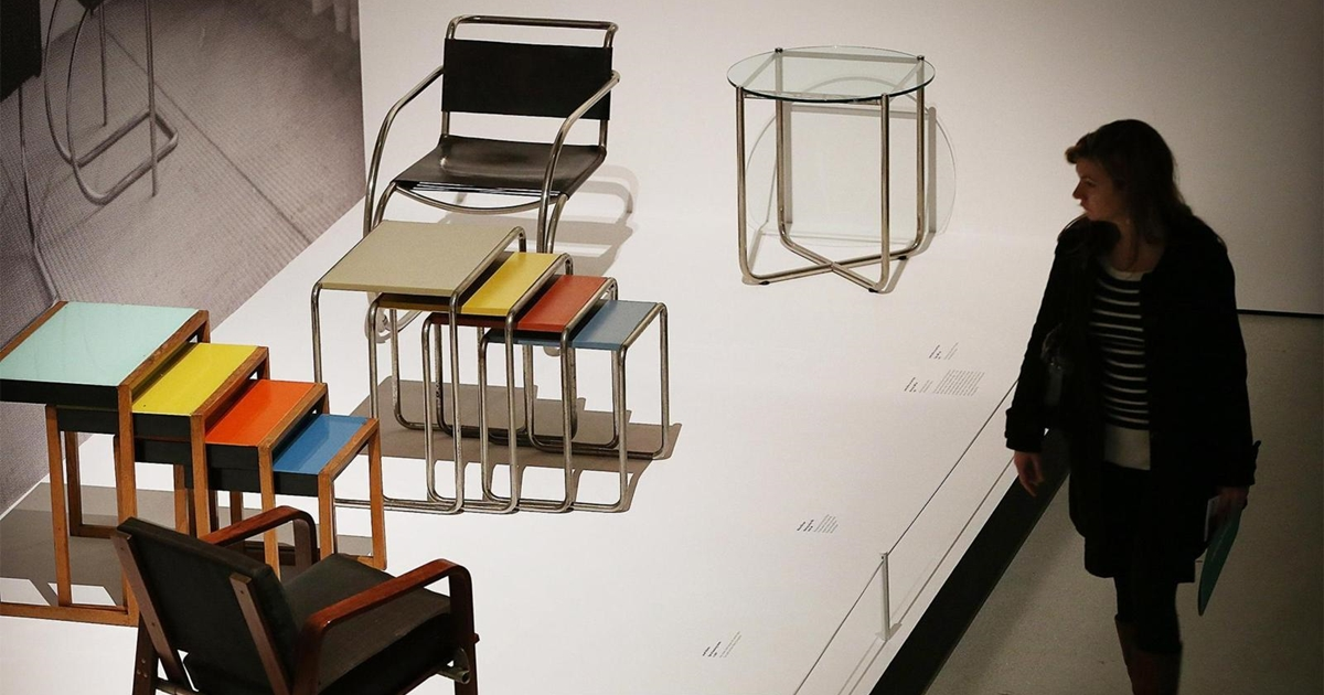 Nguồn cảm hứng bất tận từ Bauhaus
