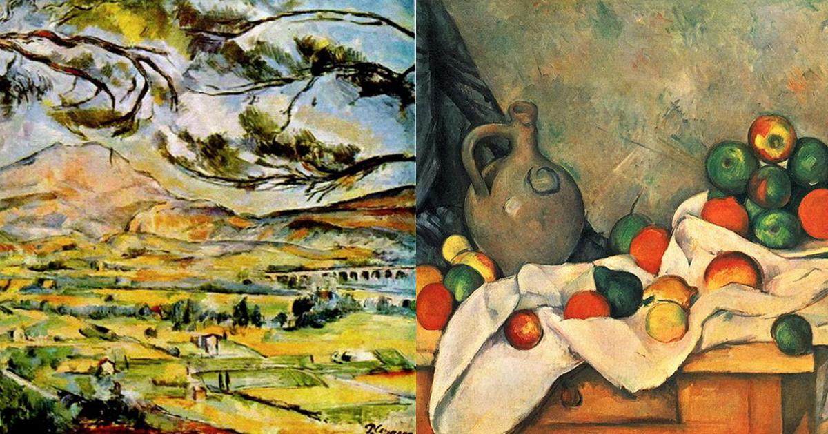 Paul Cezanne- Bậc thầy của các thiên tài hội họa thế kỷ 20