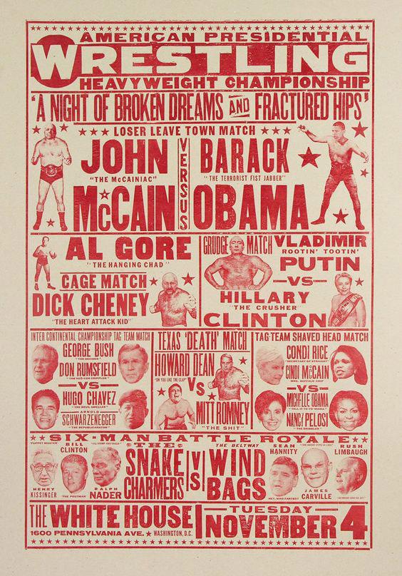 american presidential wrestling churchoftype 1