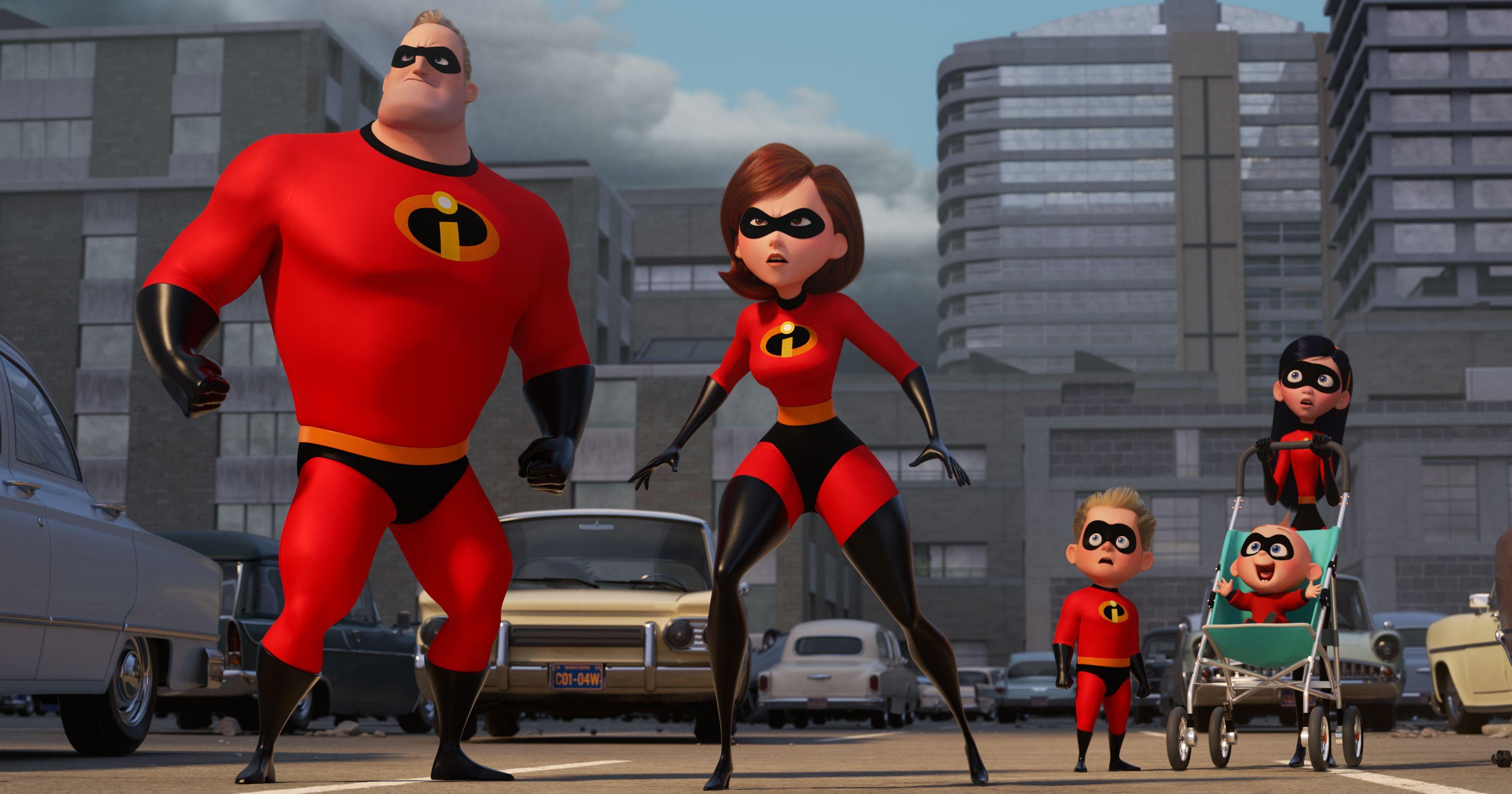 """""""Incredibles 2"""" là một thử thách trong thế giới điện ảnh hậu siêu anh hùng"""