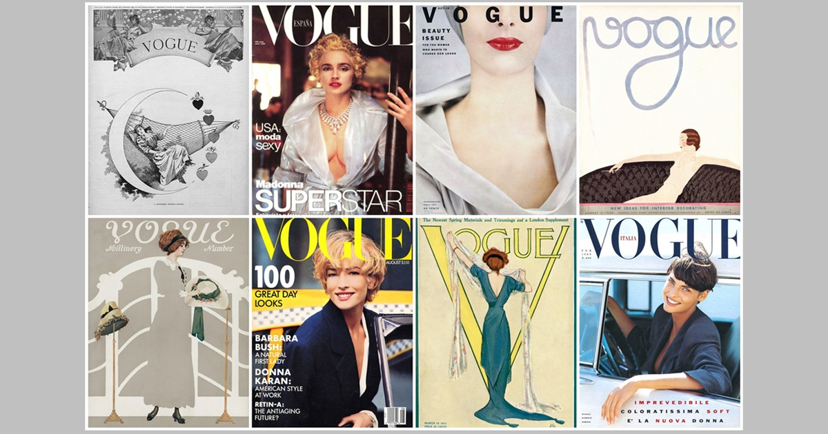 Lịch sử hình thành của huyền thoại tạp chí thời trang Vogue   Phần 1: Những năm đầu thành lập