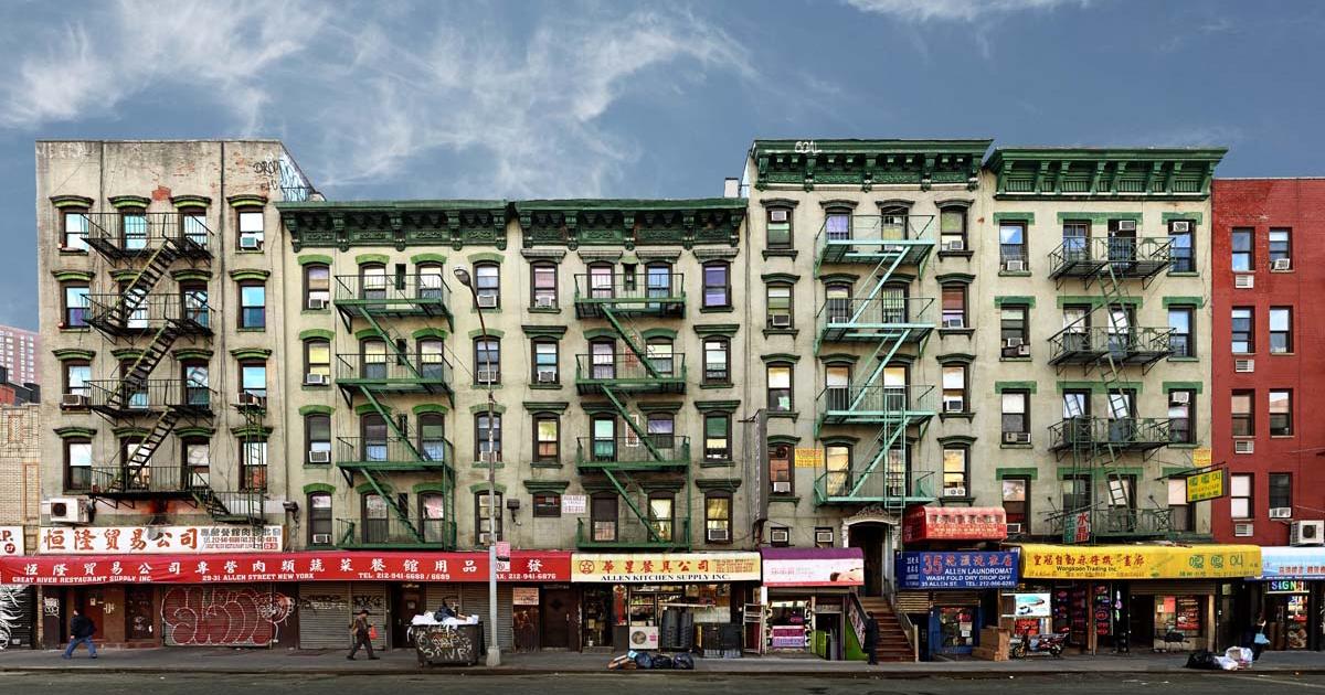 Elevations & Avenues: Matt Petosa bắt trọn vẻ đẹp những công trình kiến trúc ở New York