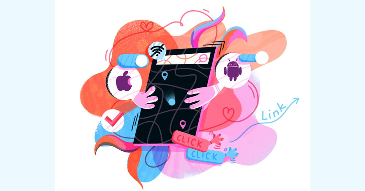 Sự khác nhau giữa thiết kế Native iOS Apps và Native Android Apps
