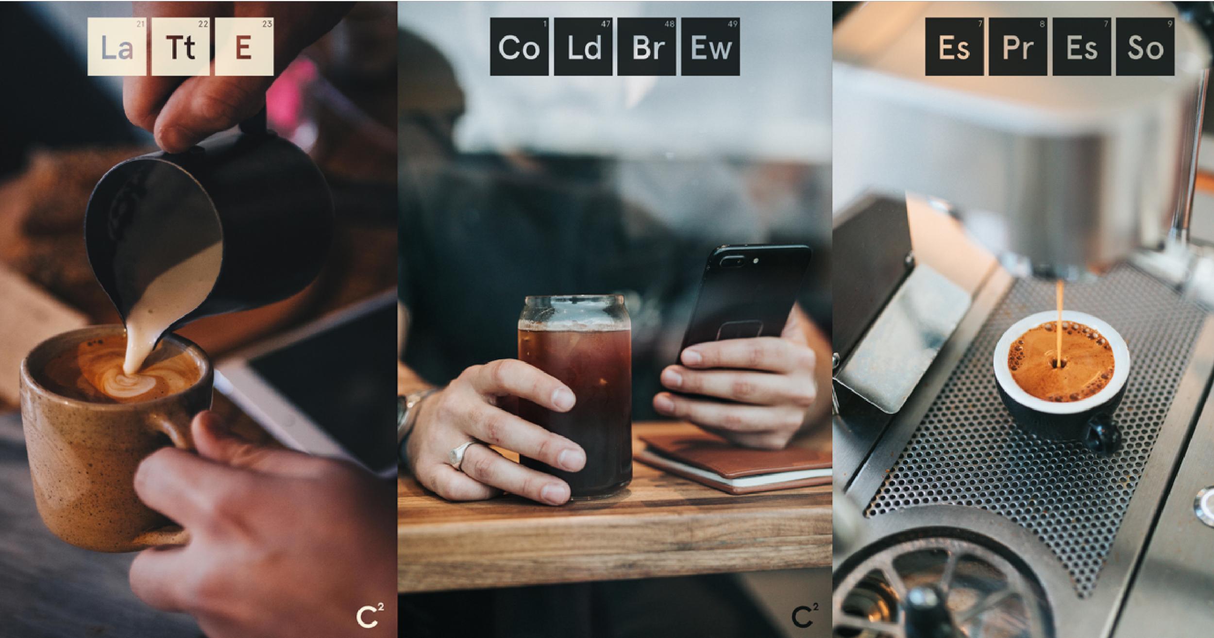 Coffee Club - Tiệm cà phê đề cao tinh thần chính xác của khoa học