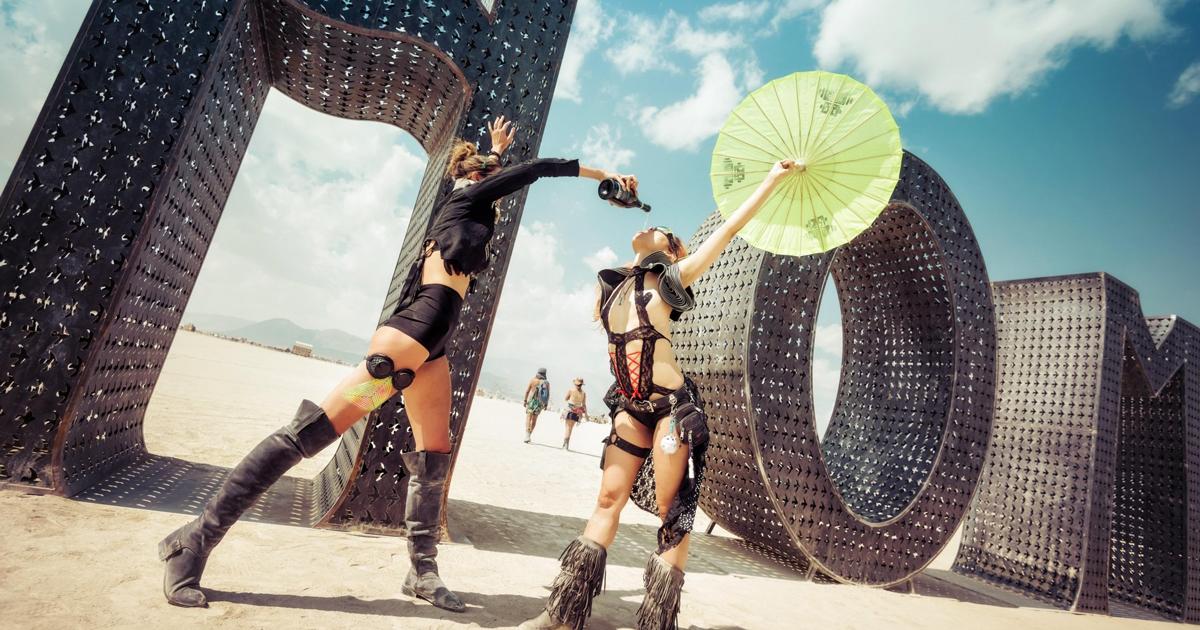 Burning Man 2018 có gì đặc sắc?