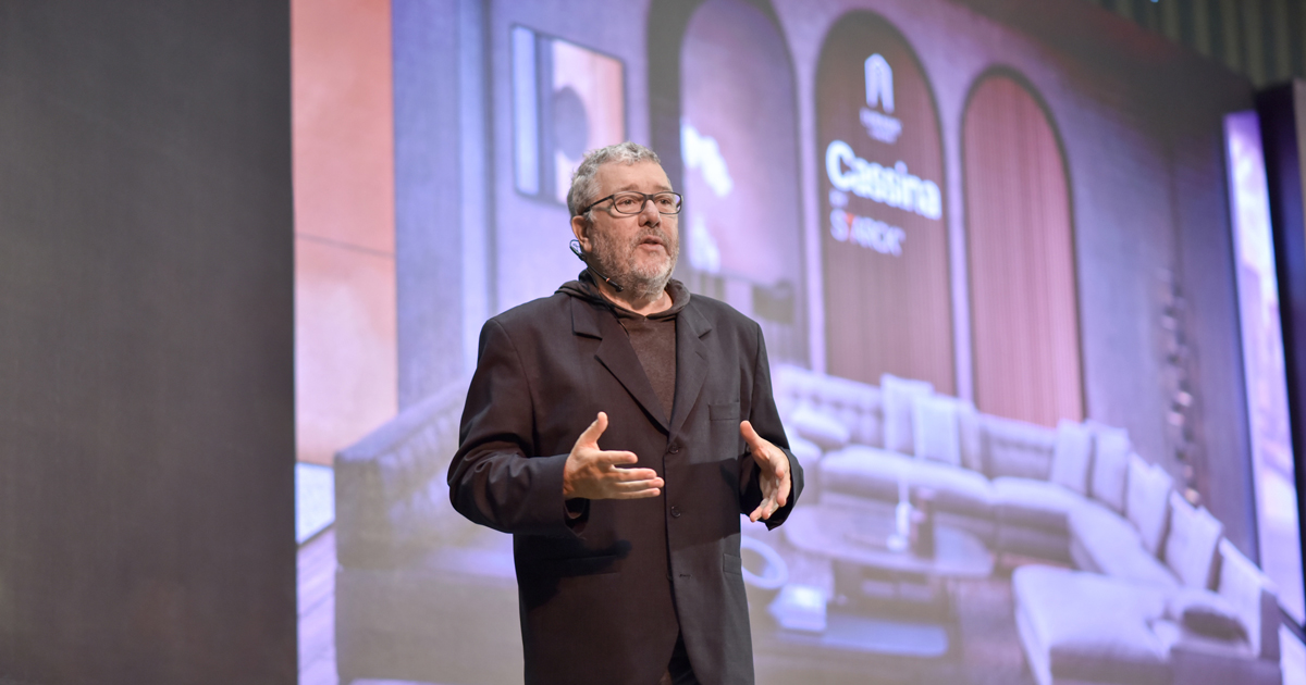 Design Talk #7: The Other Conversation với huyền thoại Philippe Starck