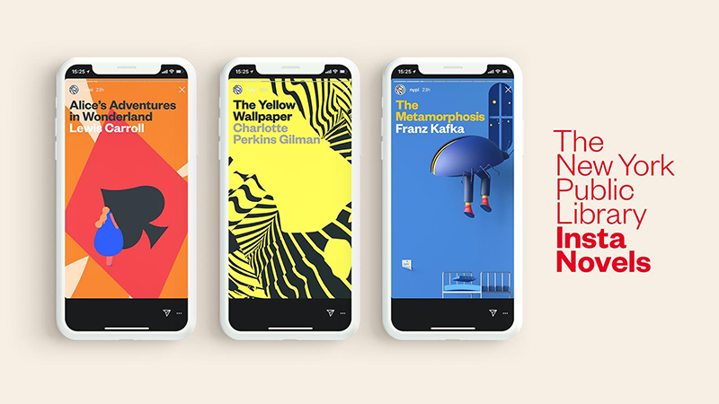 Instagram Novel: Khơi dậy văn hóa đọc từ những mẩu stories
