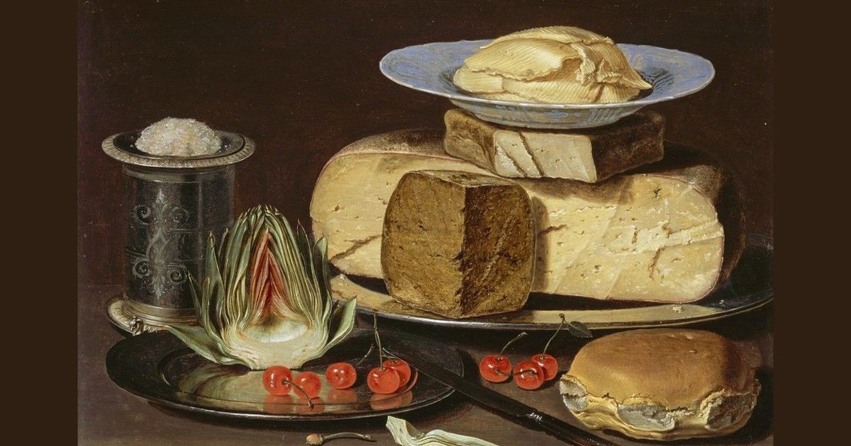 Bí mật đen tối ẩn sau những món ngon kỳ lạ trong tranh tĩnh vật Hà Lan