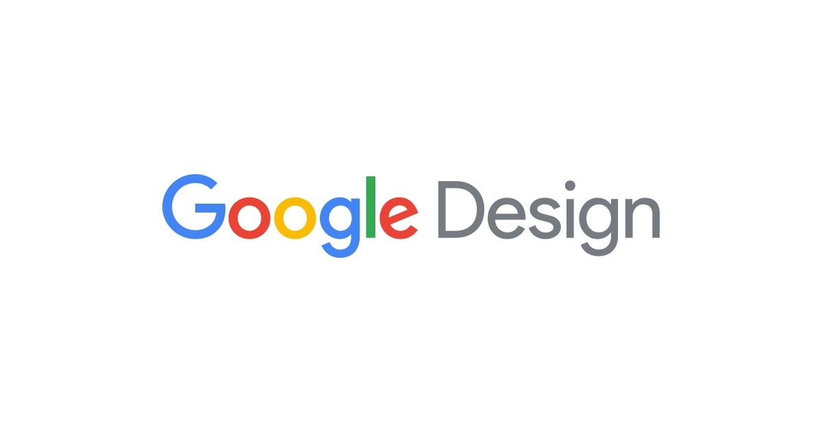Nhìn lại những điểm sáng về thiết kế của Google trong năm qua
