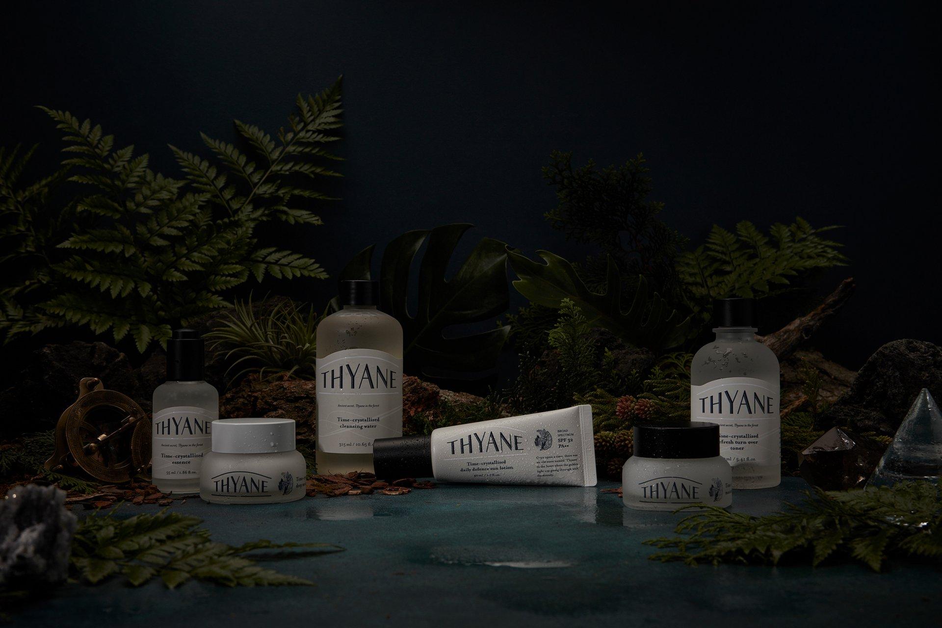 """Thyane - Cửa hiệu mỹ phẩm """"ẩn mình"""" trong khu rừng huyền bí"""