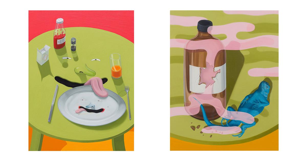 Nghệ sĩ của tuần: Tristan Pigott phê bình văn hoá đương đại bằng hình ảnh ẩn dụ