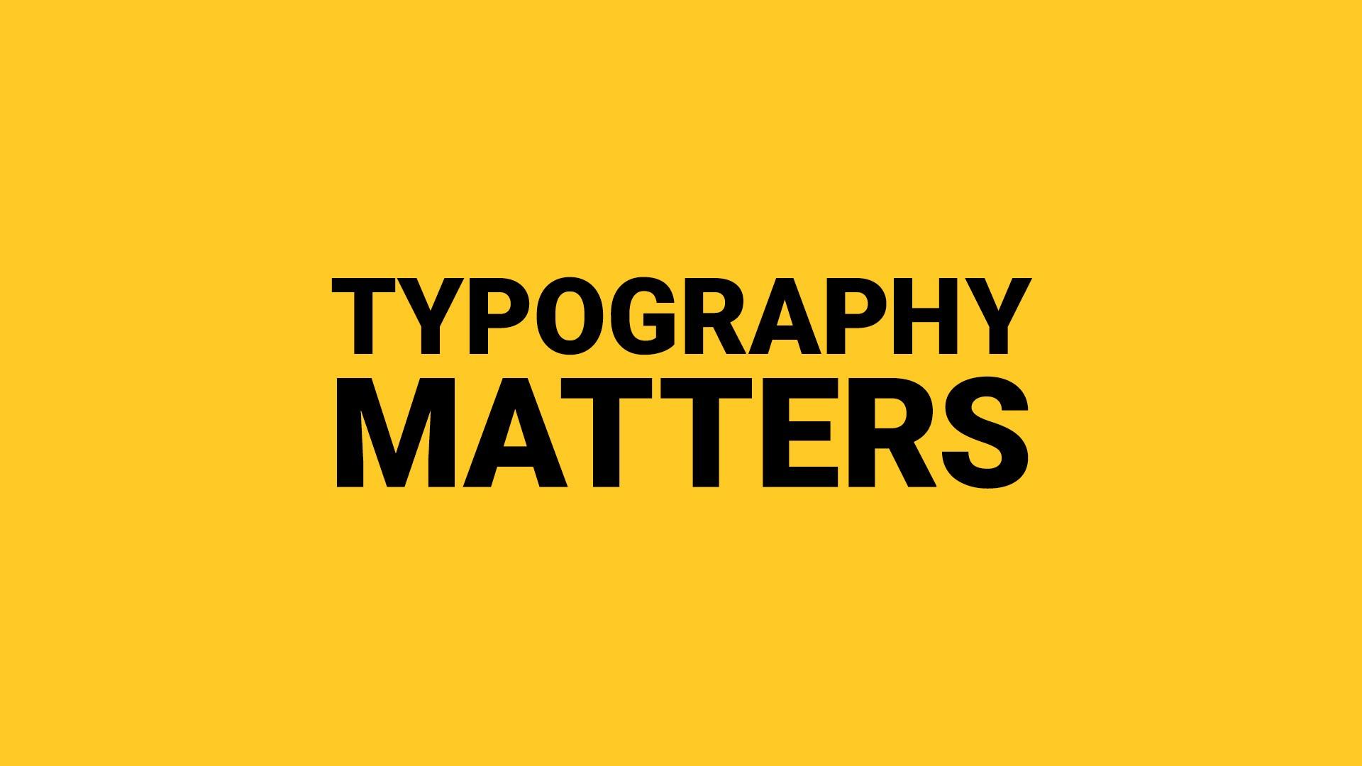 [UI Design] 10 lời khuyên giúp cải thiện Typography trên web