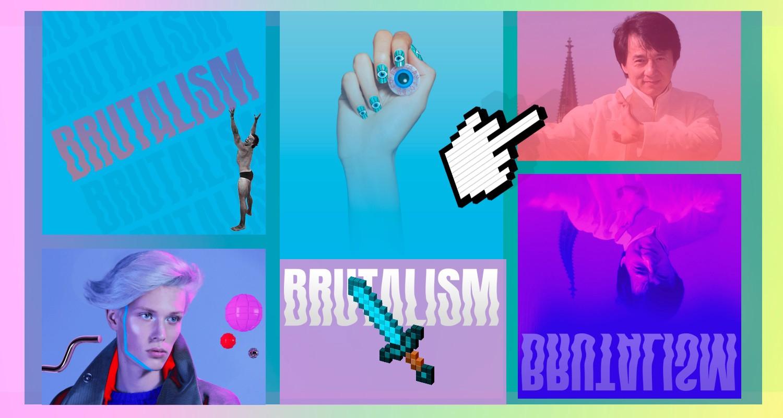 Cảm hứng thiết kế web theo chủ nghĩa Thô Mộc - Brutalism