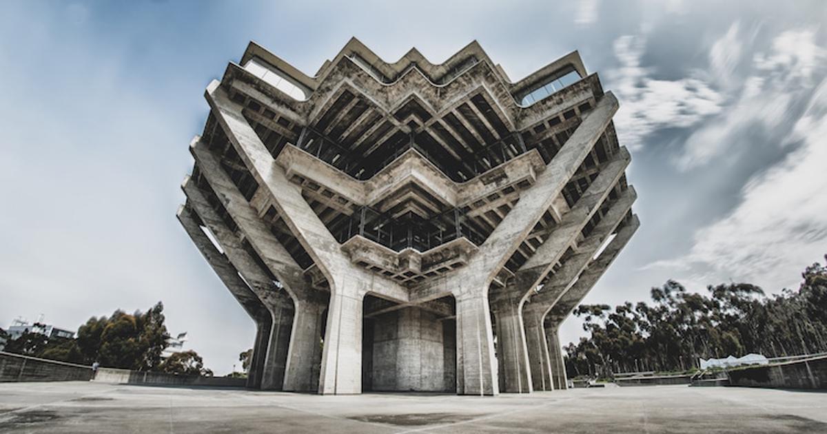 Chủ nghĩa Brutalism đang dần trở thành xu thế một lần nữa!