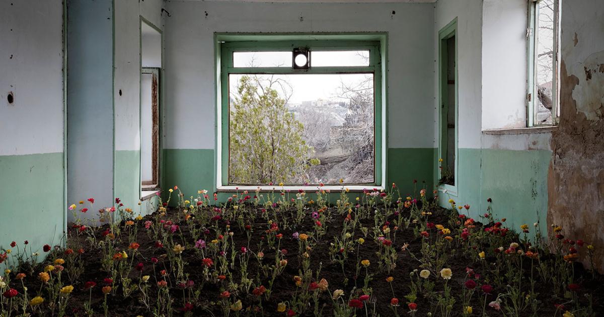 Home: Kí ức ảm đạm trong những căn nhà bỏ hoang ở Iran