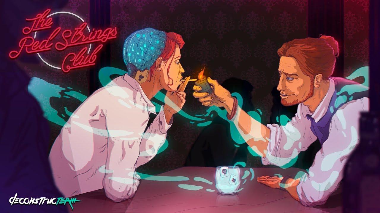 [Game review] The Red Strings Club - Chuyến du hành vào lõi tâm hồn con người