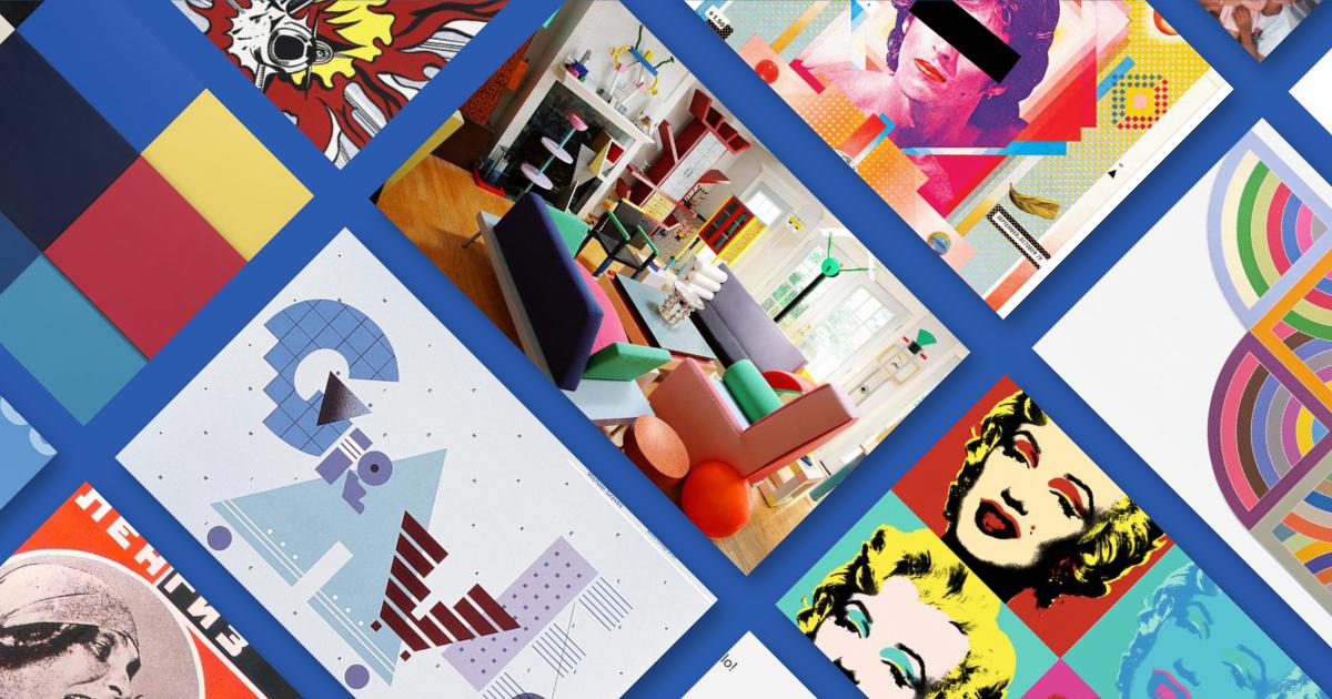 15 phong trào nghệ thuật và thiết kế nổi bật (Phần 3)