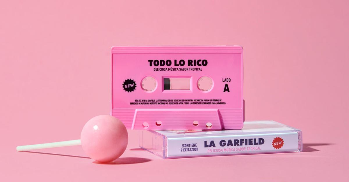 Todo lo Rico - Dự án âm nhạc với sắc màu kẹo ngọt