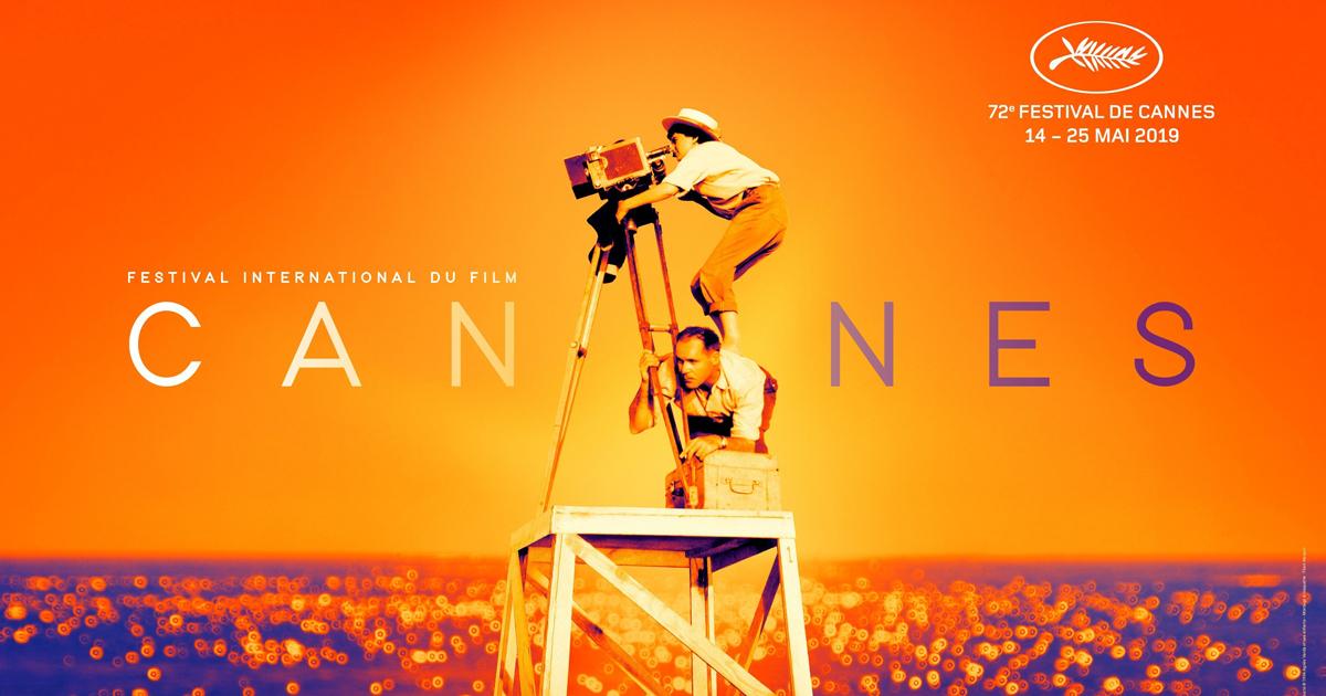 Poster Cannes 2019 tôn vinh nữ đạo diễn quá cố Agnès Varda