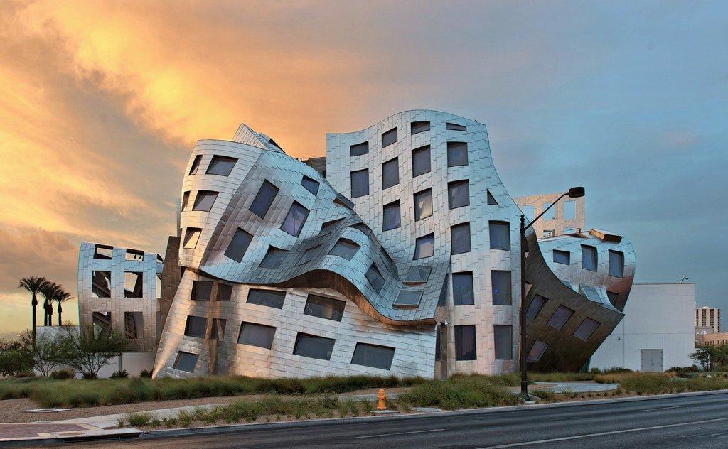 21 tòa kiến trúc táo bạo của kiến trúc sư Frank Gehry (Phần 2)